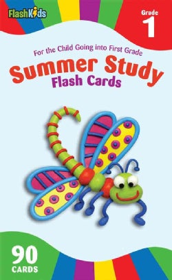 Summer Study Flash Cards, Grade 1 (Cards)