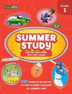 Summer Study, Grade 1 (Paperback)