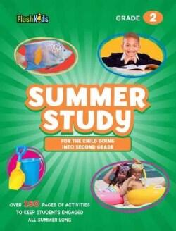 Summer Study, Grade 2 (Paperback)