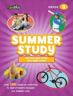 Summer Study, Grade 3 (Paperback)
