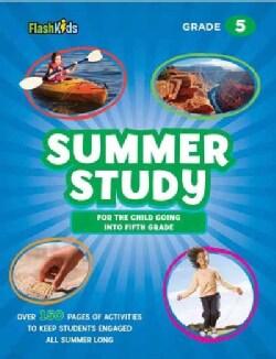Summer Study, Grade 5 (Paperback)