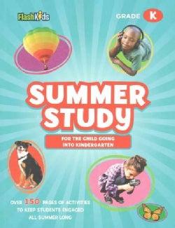 Summer Study Grade K (Paperback)