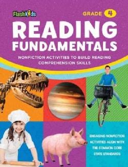Reading Fundamentals Grade 4 (Paperback)