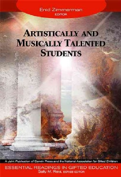 Artistically and Musically Talented Students (Paperback)