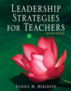 Leadership Strategies for Teachers (Paperback)