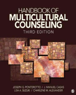 Handbook of Multicultural Counseling (Paperback)