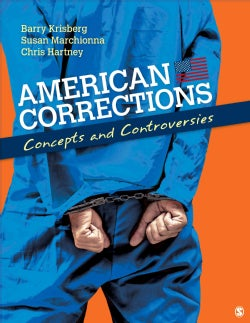 American Corrections: Concepts and Controversies (Paperback)