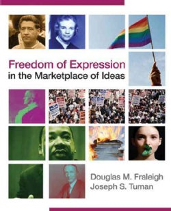 Freedom of Expression in the Marketplace of Ideas (Paperback)