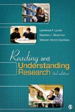 Reading and Understanding Research (Paperback)