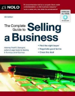 The Complete Guide to Selling a Business (Paperback)