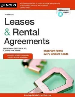 Leases & Rental Agreements (Paperback)