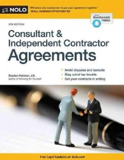 Consultant & Independent Contractor Agreements (Paperback)
