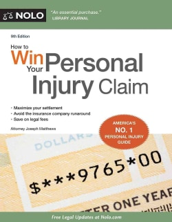 How to Win Your Personal Injury Claim (Paperback)