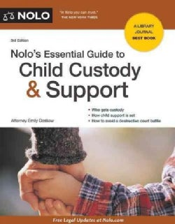 Nolo's Essential Guide to Child Custody & Support (Paperback)