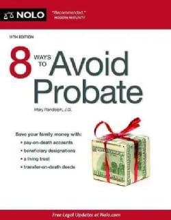 8 Ways to Avoid Probate (Paperback)