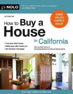 How to Buy a House in California (Paperback)