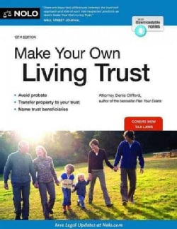 Make Your Own Living Trust (Paperback)
