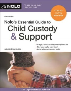 Nolo's Essential Guide to Child Custody and Support (Paperback)