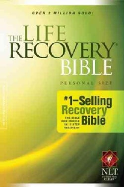 The Life Recovery Bible: New Living Translation, Personal Size (Paperback)