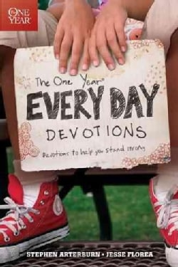 The One Year Every Day Devotions: Devotions to Help You Stand Strong (Paperback)