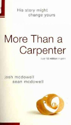 More Than a Carpenter Church Evangelism Pack (Paperback)