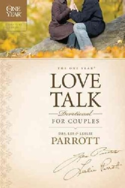 The One Year Love Talk Devotional for Couples (Paperback)