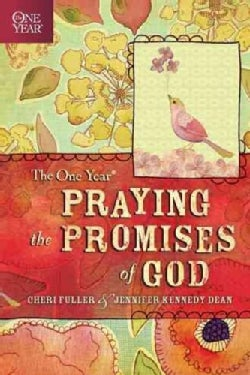 The One Year Praying the Promises of God (Paperback)