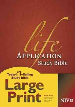 Life Application Study Bible: New International Version  (Hardcover)