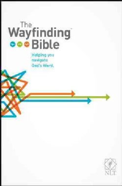 The Wayfinding Bible: New Living Translation (Hardcover)