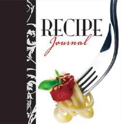 Pasta Recipe Journal (Notebook / blank book)