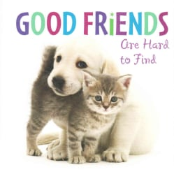 Good Friends Are Hard to Find (Hardcover)