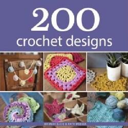 200 Crochet Designs (Paperback)