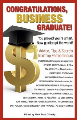Congratulations Business Graduate!: You Proved Your Smart. Now Go Disrupt the World! (Paperback)