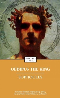 Oedipus the King: Sophocles (Paperback)