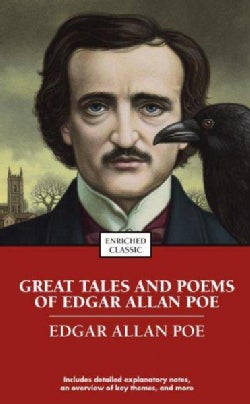 Great Tales and Poems of Edgar Allan Poe (Paperback)