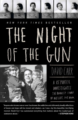 The Night of the Gun: A Reporter Investigates the Darkest Story of His Life, His Own (Paperback)