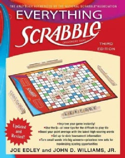 Everything Scrabble (Paperback)