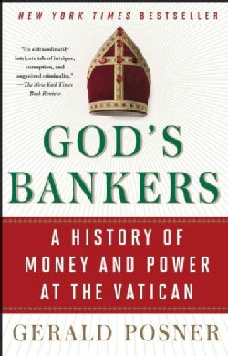 God's Bankers: A History of Money and Power at the Vatican (Paperback)