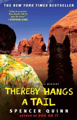 Thereby Hangs a Tail: A Chet and Bernie Mystery (Paperback)