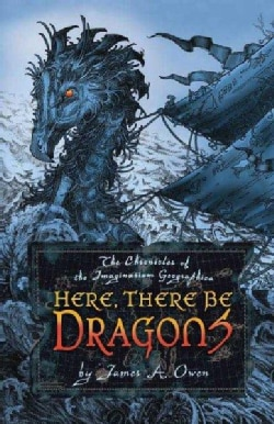 Here, There Be Dragons (Hardcover)