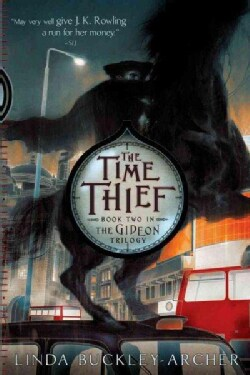 The Time Thief (Paperback)