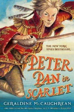 Peter Pan in Scarlet (Paperback)