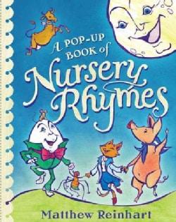 A Pop-Up Book of Nursery Rhymes (Hardcover)