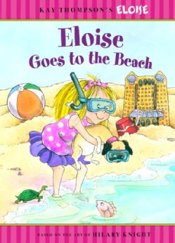 Eloise Goes to the Beach (Hardcover)