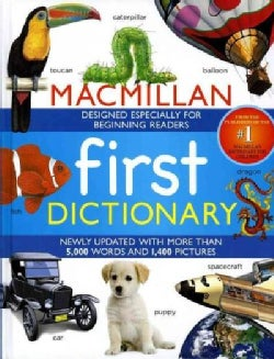Macmillan First Dictionary (Hardcover)