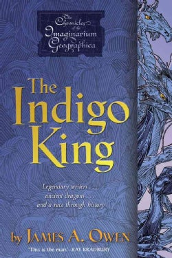 The Indigo King (Paperback)