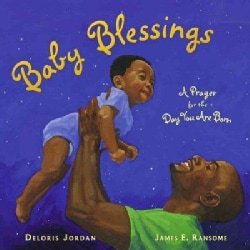 Baby Blessings: A Prayer for the Day You Are Born (Hardcover)