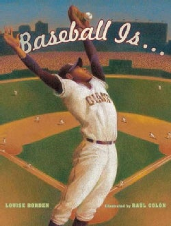 Baseball Is... (Hardcover)