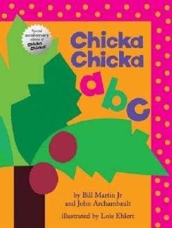 Chicka Chicka ABC (Board book)