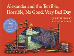 Alexander and the Terrible, Horrible, No Good, Very Bad Day (Hardcover)